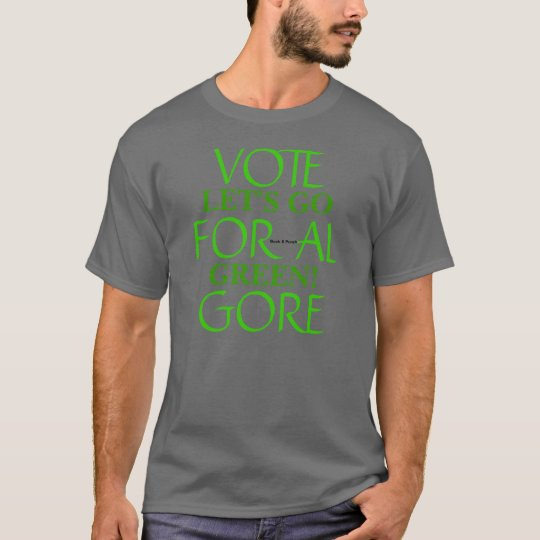 Vote for Al Gore T-Shirt