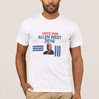 Vote for Allen West T-Shirt