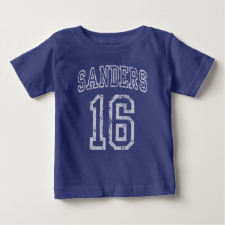 Vote for Bernie Sanders 2016 Baby T-Shirt