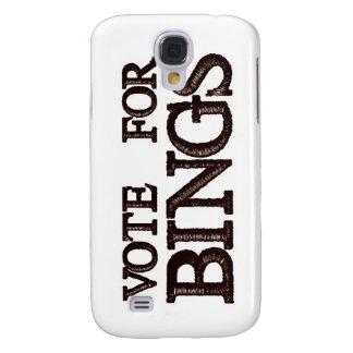 Vote For BINGS Samsung S4 Case