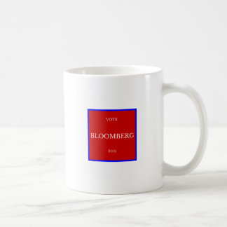 Vote for Bloomberg 2016 Coffee Mug