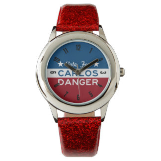 Vote For Carlos Danger Watch
