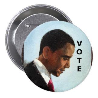 VOTE FOR CHANGE PINS