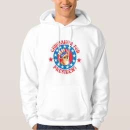 Vote for Chihuahua Hoodie
