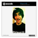 Vote for Diego phone skin iPhone 4S Skins
