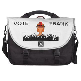 Vote for Frank Laptop Bag