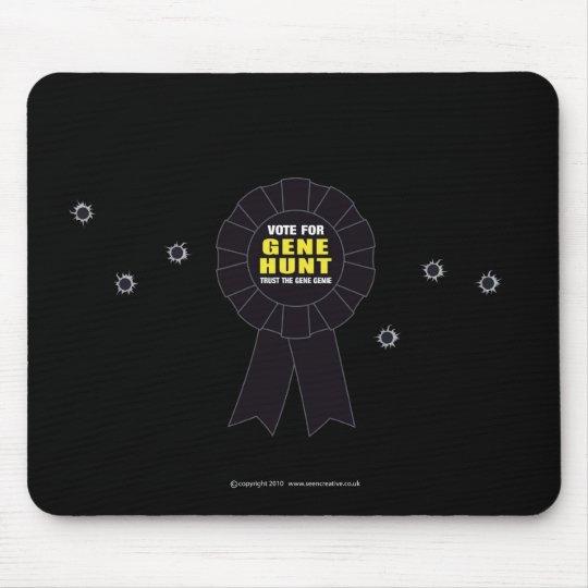 Vote for Gene Hunt Mousepad