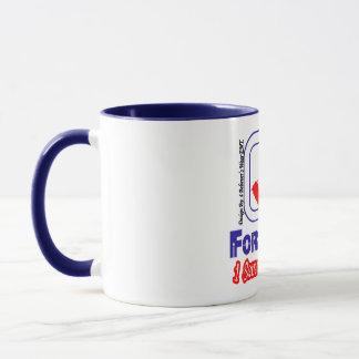 Vote For God (1 Samuel 8:1-22) Mug