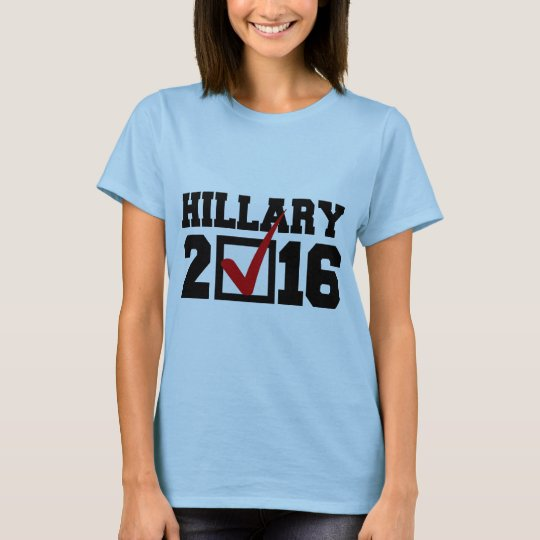 VOTE FOR HILLARY 2016.png T-Shirt