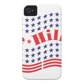 vote for hillary Case-Mate iPhone 4 case