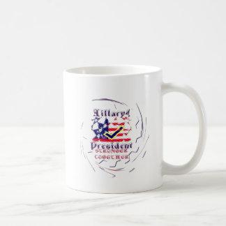 Vote for Hillary USA Stronger Together  My Preside Coffee Mug