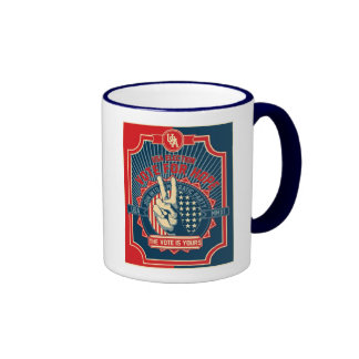 Vote for Hope Coffee Mugs
