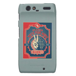 Vote for Hope Droid RAZR Covers