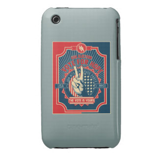 Vote for Hope iPhone 3 Case-Mate Case