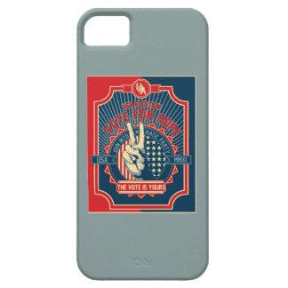 Vote for Hope iPhone 5 Case