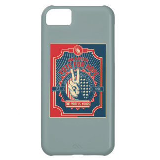 Vote for Hope iPhone 5C Cases