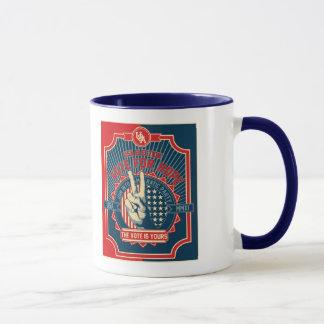 Vote for Hope Mug