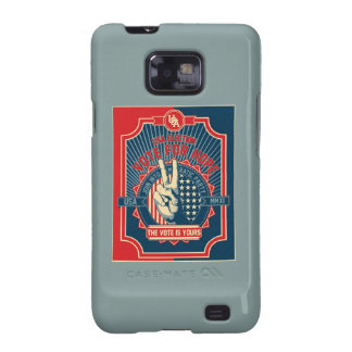 Vote for Hope Samsung Galaxy S2 Covers