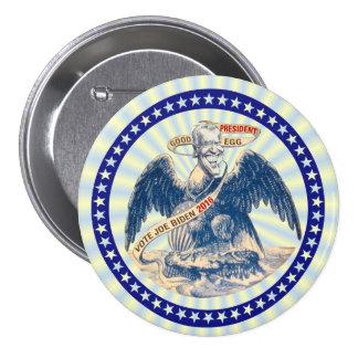 Vote for Joe Biden 2016 3 Inch Round Button