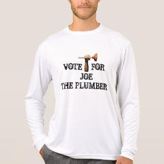"""VOTE FOR JOE THE PLUMBER"" TSHIRT"