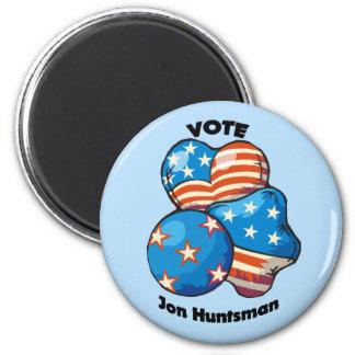 Vote for Jon Huntsman Magnets