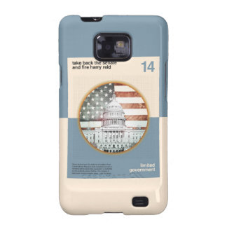 Vote For Liberty Samsung Galaxy SII Cases