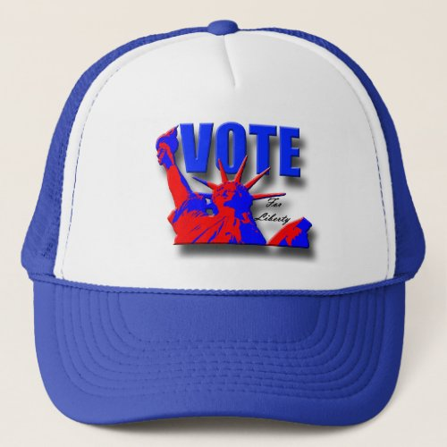 Vote for Liberty Hat