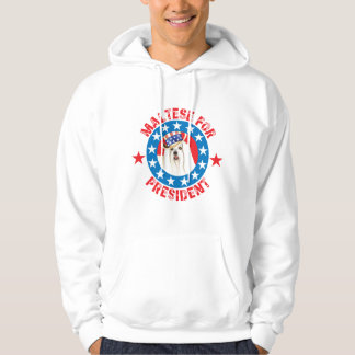 Vote for Maltese Hoodie