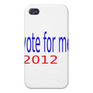 vote for me 2012 iPhone 4/4S cases