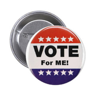 vote for me pins