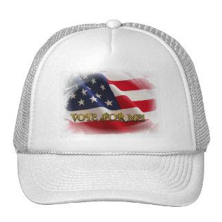 Vote for me trucker hat