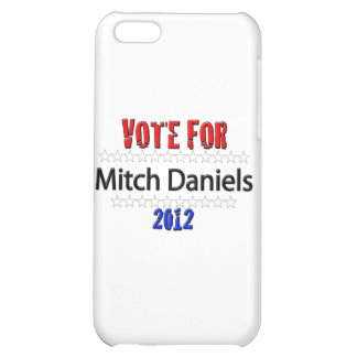 Vote for Mitch Daniels in 2012 Cover For iPhone 5C
