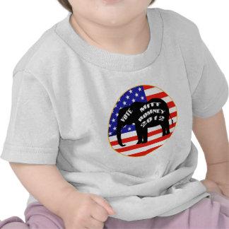 Vote For Mitt Romney Tees