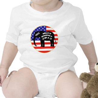 Vote For Mitt Romney T-shirt