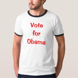Vote for Obama 08 T-Shirt