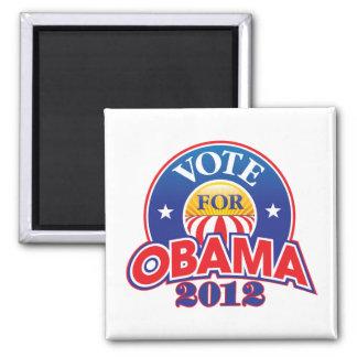 Vote for Obama 2012 Fridge Magnet