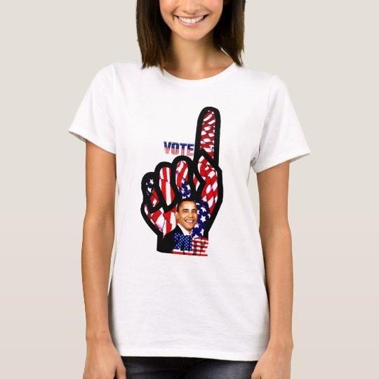Vote for Obama #2_ T-Shirt