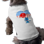 vote for Obama! Doggie T Shirt