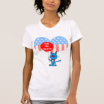 vote for Obama! Tees