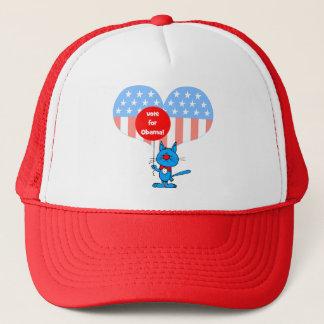 vote for Obama! Trucker Hat