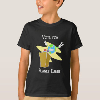 Vote for our planet T-Shirt