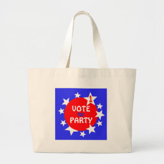 Vote For Party Bag
