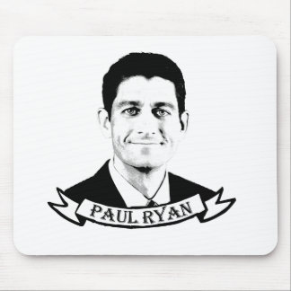 VOTE FOR PAUL RYAN MOUSE PAD