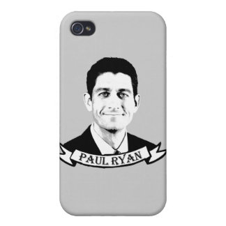 VOTE FOR PAUL RYAN png iPhone 4 Covers