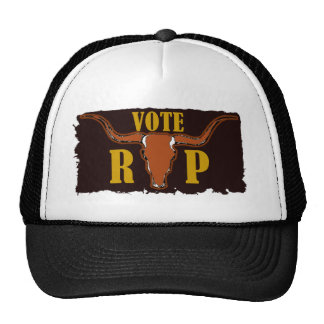 Vote for Perry Trucker Hat
