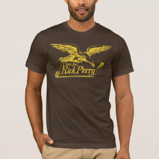Vote for Rick Perry Yellow Corn T-Shirt