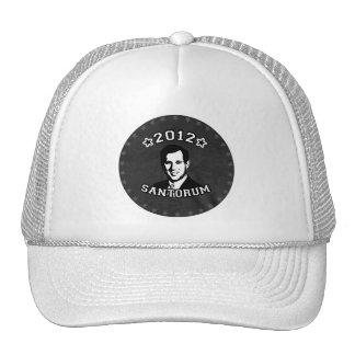 VOTE FOR RICK SANTORUM 2012 MESH HAT
