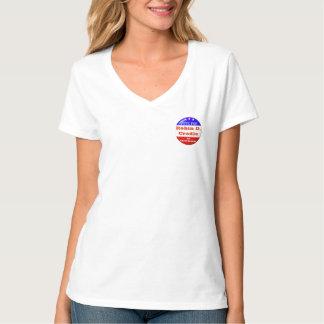 Vote For Robin D. Cradle T-Shirt