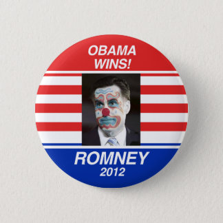 Vote for Romney Button