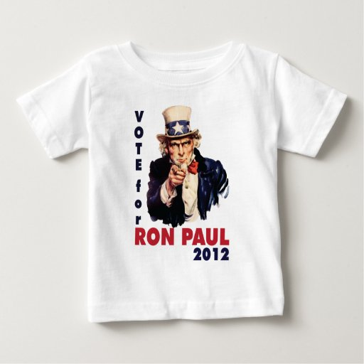 Vote for Ron Paul 2012.png Shirt